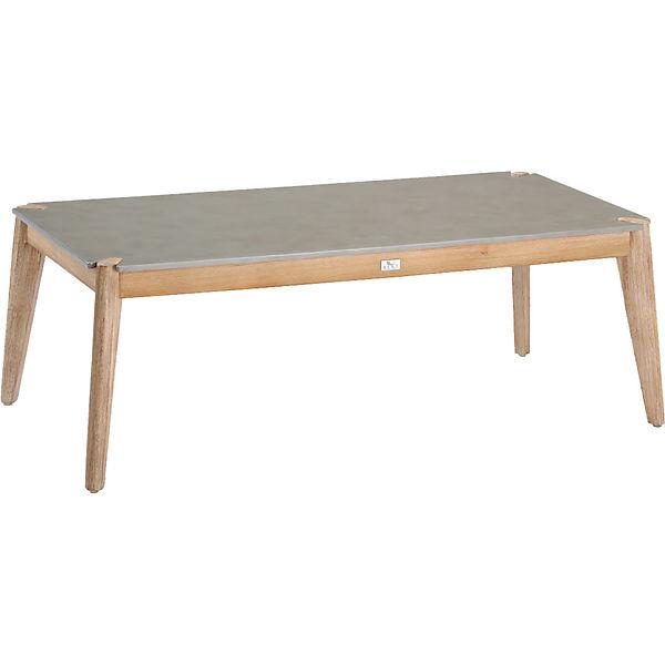 Gartentisch Mit Betonplatte 120x60 Cm Grau Best Freizeitmobel