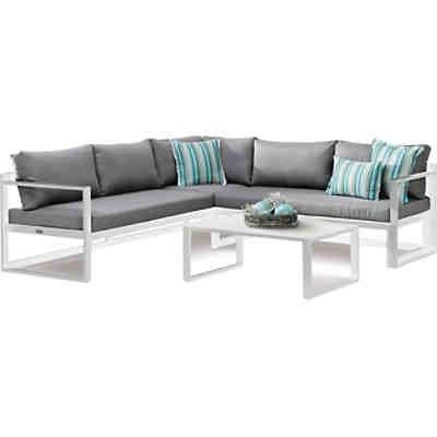 Loungemöbel in grau online kaufen | yomonda