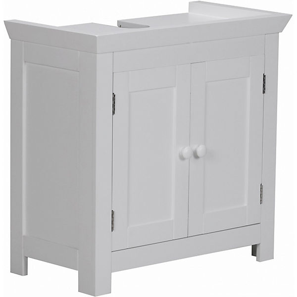 waschbecken unterschrank 55 5x57x30 cm wei yomonda. Black Bedroom Furniture Sets. Home Design Ideas