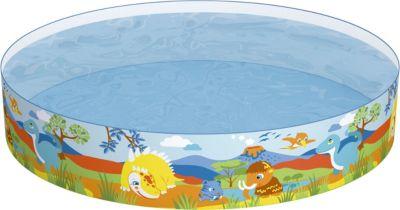 Bestway® Dinosaurous Fill ´N Fun Pool, Planschb...