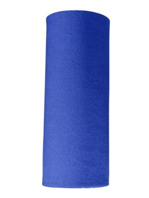 Frottee-Stretch Spannbettlaken blau Gr. 120-130 x 200 | Heimtextilien | Blau | Baumwolle - Polyester | yomonda