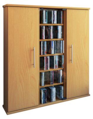 Sideboard ´´Santo´´ mit zwei Türen 92x86x18 cm hellbraun