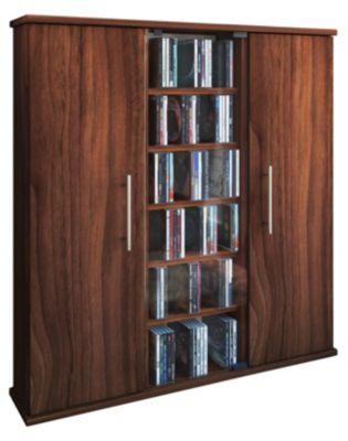 Sideboard ´´Santo´´ mit zwei Türen 92x86x18 cm braun