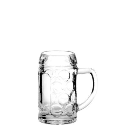 Schnapsglas ´´Bavaria´´ 4 cl farblos