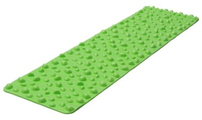 Fuß Massage Board PilatesStar Fitnesszubehör grün