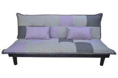 Schlafsofa ´´Campeon´´ B180 cm lila