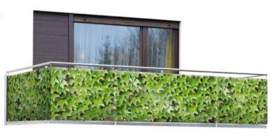 Sichtschutz Balkon ´´Wein´´ grün Erwachsene