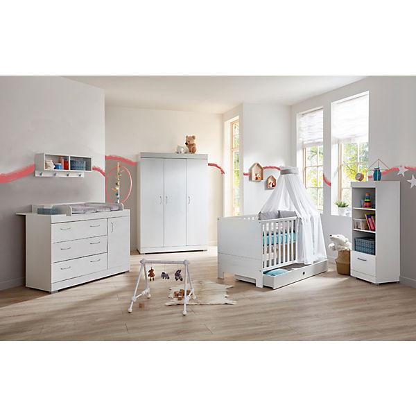 Komplett Kinderzimmer Maris, 3-tlg. (Kinderbett exkl. Umbauseiten ...
