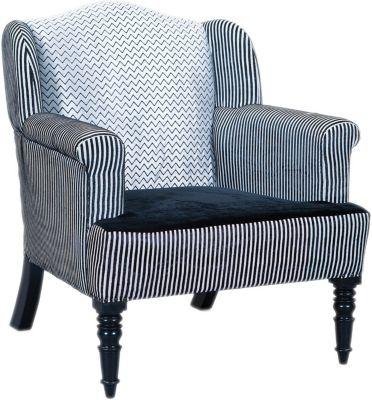 Samt Sessel silber