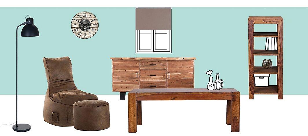 Industrial Möbel Deko Günstig Kaufen Yomonda