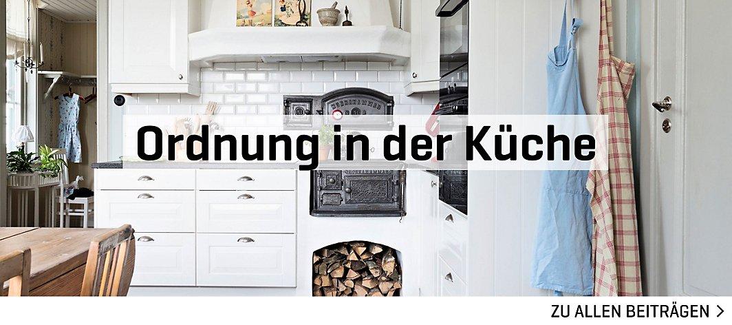 Ordnung in der Küche | yomonda