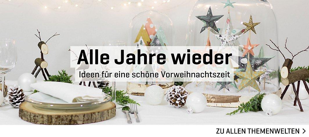 Alle Jahre wieder- Bringen Sie sich in Weihnachtsstimmung | yomonda