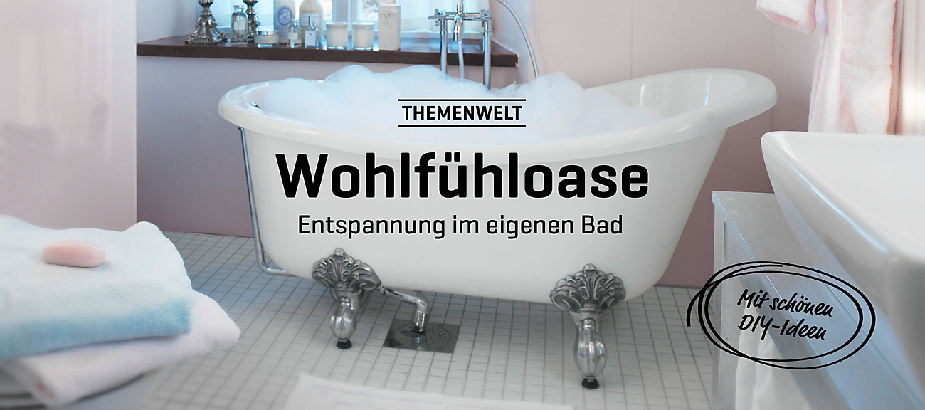 Themenwelt Traumbad