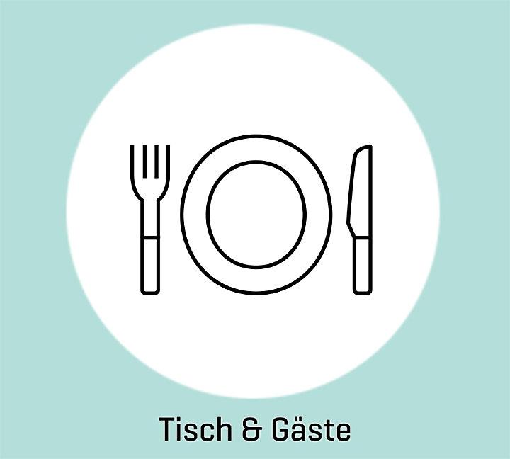 Kategorie: Tisch & Gäste