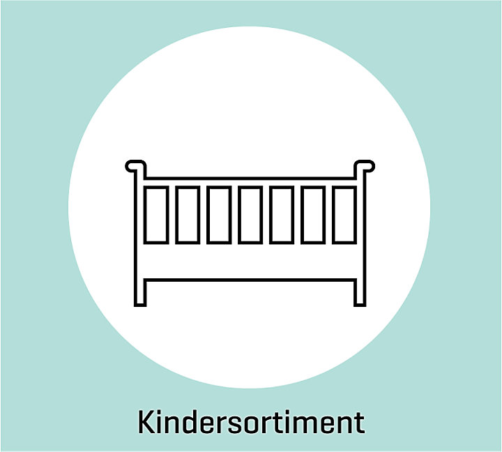 Kategorie: Kindersortiment