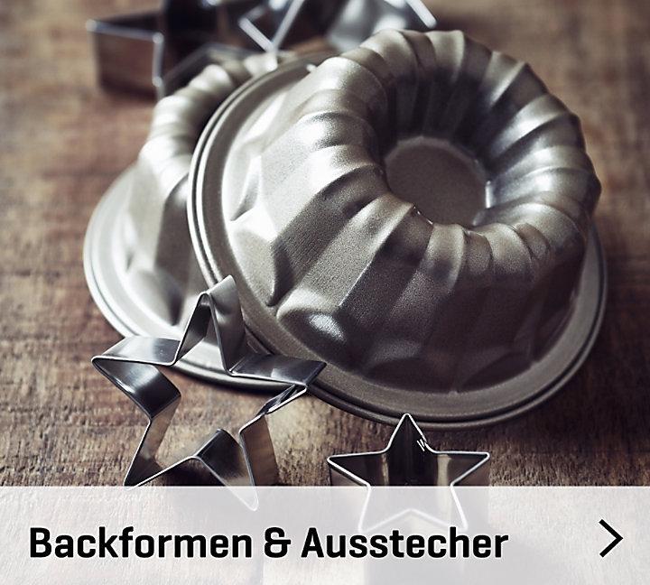 Kategorie: Backformen & Ausstecher