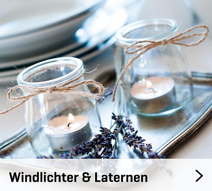 Kategorie: Windlichter & Laternen